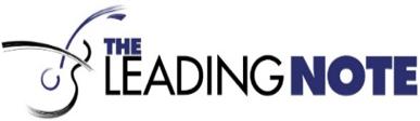 leading note logo